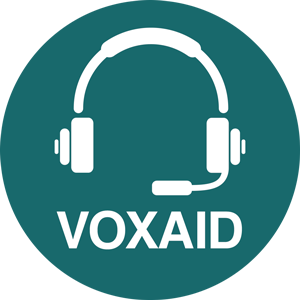 VoxAid Note Taking Edition Logo